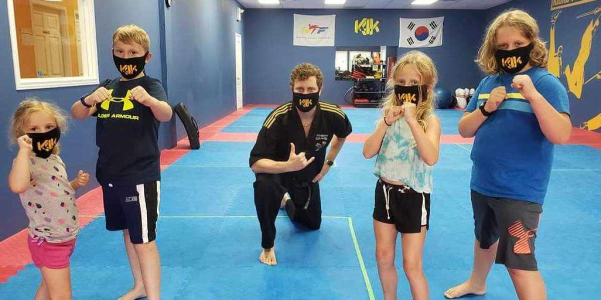 Jesse, Mackenzie, and Ben prepares Kids in Milton for a physically and mentally bright future through Kicks for Kids