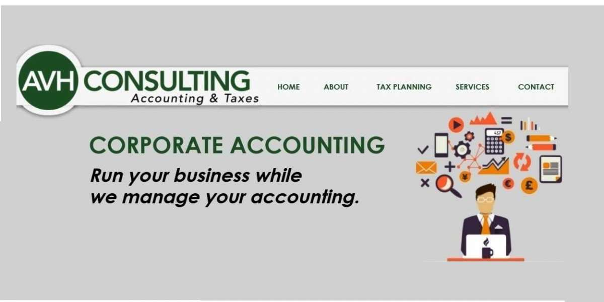 AVH Consulting in Milton provides Personalized Accounting & Tax services to Canadian Businesses and individuals