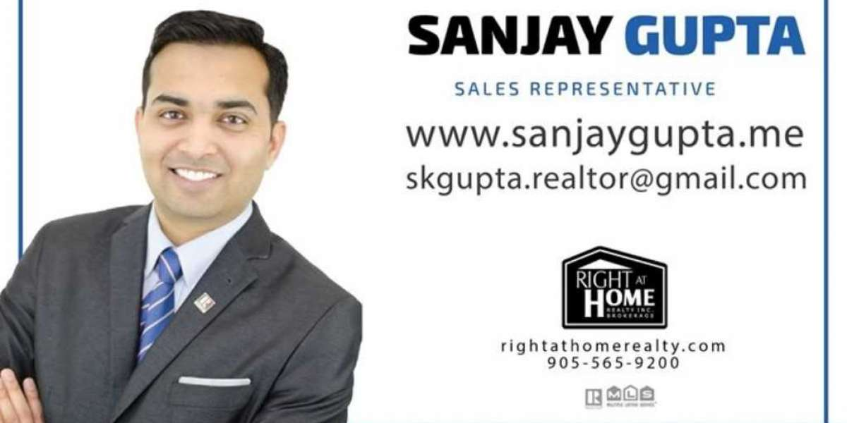 From a Software Engineer to Real Estate practitioner, Sanjay speaks about the growing Real Estate in Milton